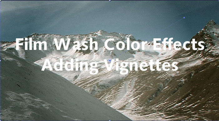 Adding Vignettes with Film Wash for After Effects - 5
