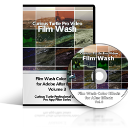 Film Wash Color Effects Vol. 3