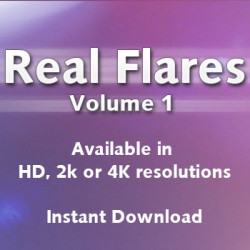 Film Wash Real Flares Vol.1