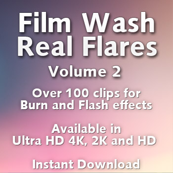 Film Wash Real Flares 2