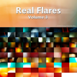 Film Wash Real Flares Vol 3 Contact Sheet