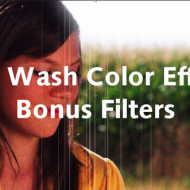 Bonus filters with Film Wash for After Effects - 5