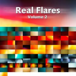 Film Wash Real Flares Vol 2 Contact Sheet